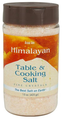 ALOHA BAY - Himalayan Table and Cooking Salt Fine Crystals