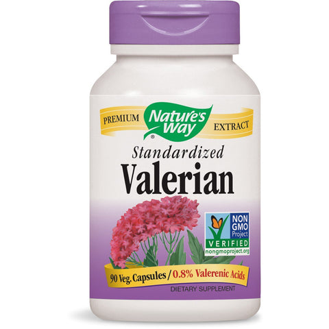 NATURES WAY - Valerian Standardized