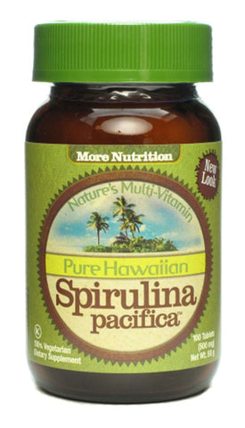 Nutrex Hawaii Hawaiian Spirulina Pacific