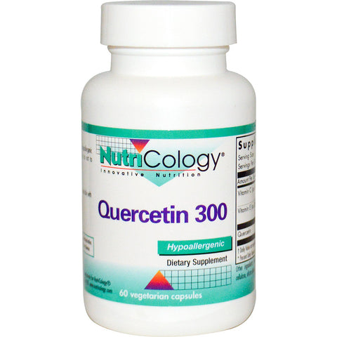NUTRICOLOGY - Quercetin 300