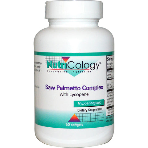 NUTRICOLOGY - Saw Palmetto Complex