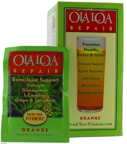 Ola Loa Repair Drink Orange