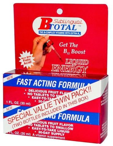 Sublingual B Total