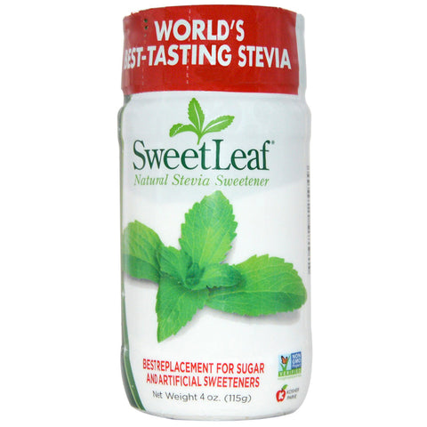 SWEET LEAF - Stevia Sweetener Powder