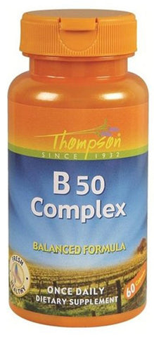 Thompson Nutritional B 50 Complex