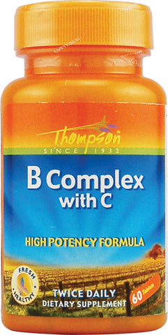 Thompson Nutritional B Complex with C