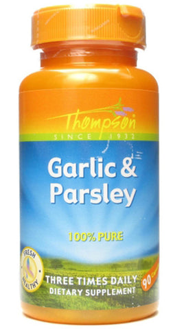 Thompson Nutritional Garlic Parsley