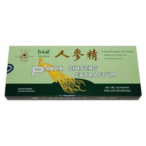 Prince Of Peace Panax Ginseng Extractum with Alcohol PINE brand