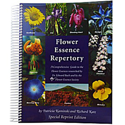 Books Flower Essence Repertory