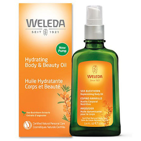 WELEDA - Hydrating Body & Beauty Oil