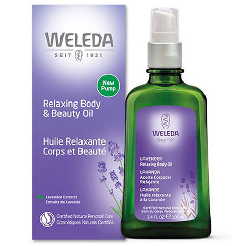 WELEDA - Relaxing Body & Beauty Oil