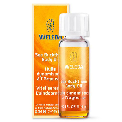WELEDA - Sea Buckthorn Body Oil Trial Size