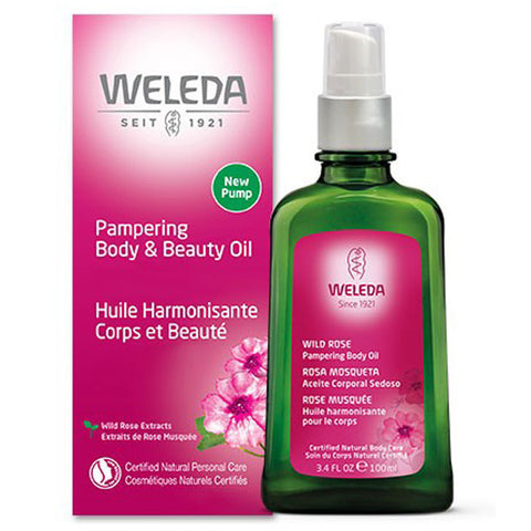 WELEDA - Pampering Body & Beauty Oil
