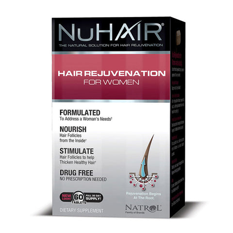 Natrol NuHair Regrowth for Womens