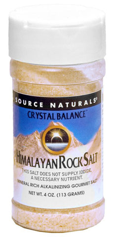 Source Naturals Crystal Balance Himalayan Rock Salt