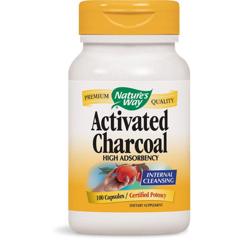 NATURES WAY - Activated Charcoal