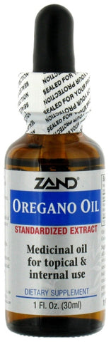 Zand Oregano Oil Standardized