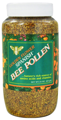 Golden Flower Spanish Bee Pollen