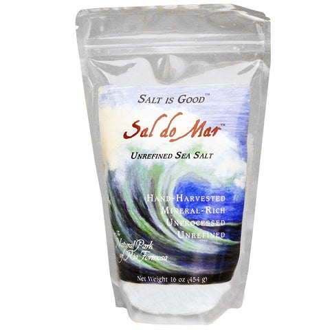 The Mate Factor Salt Works Unrefined Sea Salt