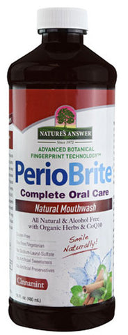 Natures Answer PerioWash Winter Mint