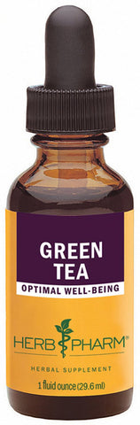 HERB PHARM - Certified Organic Green Tea Extract