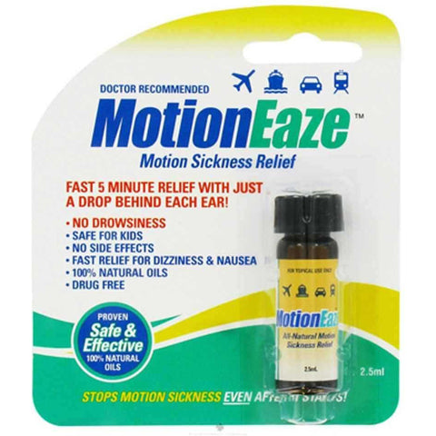 ALTA HEALTH - MotionEaze Motion Sickness Relief