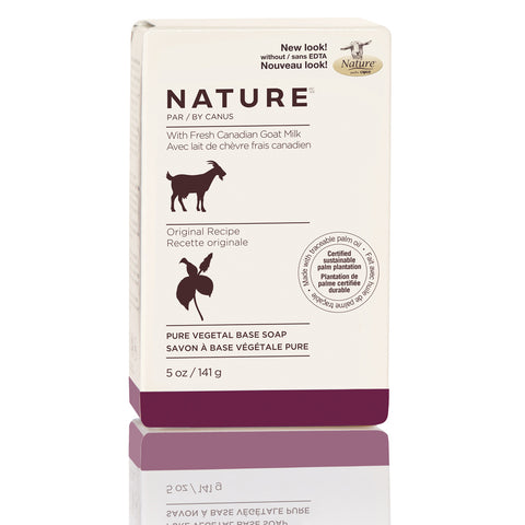 NATURE by CANUS - Nature Pure Vegetal Base Soap Bar Original Recipe