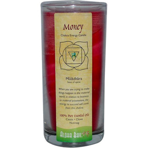 ALOHA BAY - Candle Chakra Energy Jars Money
