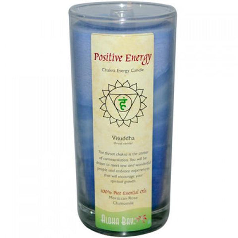 ALOHA BAY - Candle Chakra Energy Jars Positive Energy