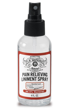 JR Watkins Pain Relieving Liniment Spray