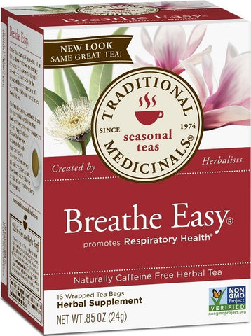 Traditional Medicinal Breathe Easy