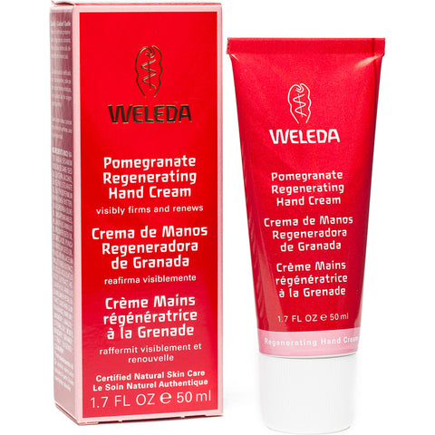 WELEDA - Pomegranate Regenerating Hand Cream