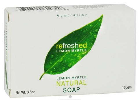 Tea Tree Therapy Natural Bar Soap Lemon Myrtle