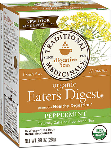 Traditional Medicinal Eater's Digest