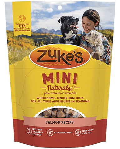 ZUKE'S - Mini Naturals Salmon Recipe