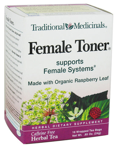 Traditional Medicinal Female Toner