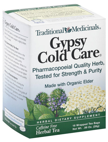 Traditional Medicinal Gypsy Cold Care