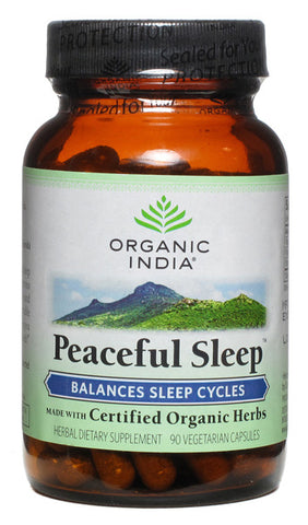 Organic India Peaceful Sleep