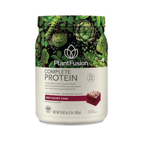 PLANTFUSION - Complete Protein Red Velvet Cake