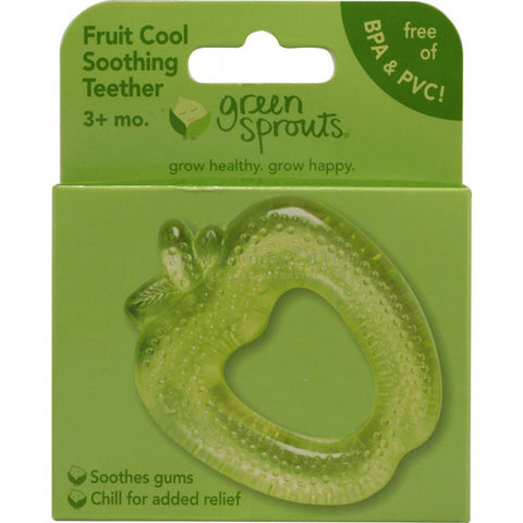 Green Sprouts Cool Soothing Green Apple Teether