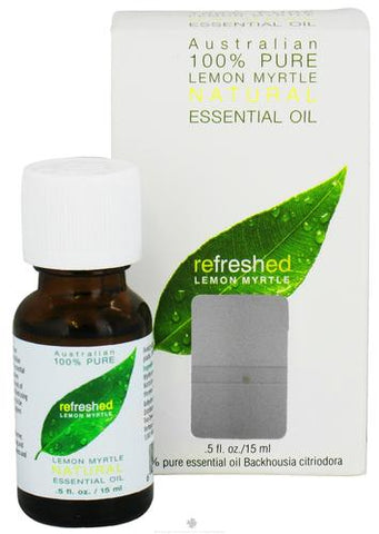 Tea Tree Therapy Refreshed Lemon Myrtle Pure Oil