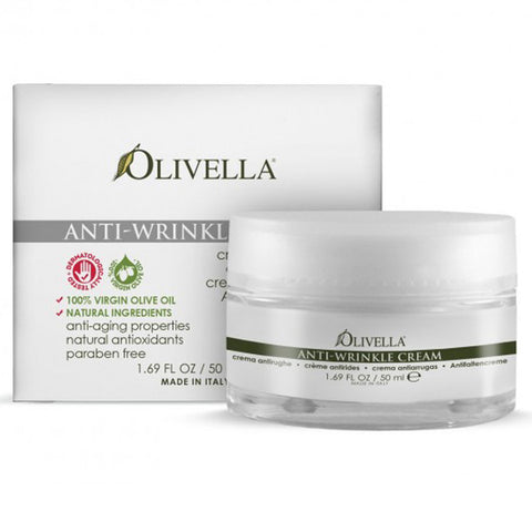OLIVELLA - Anti-Wrinkle Cream