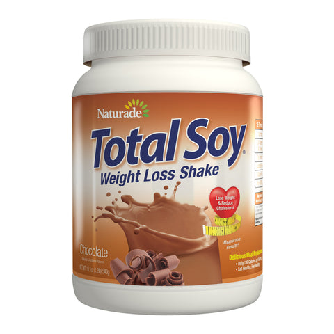 NATURADE - Total Soy Weight Loss Shake Chocolate