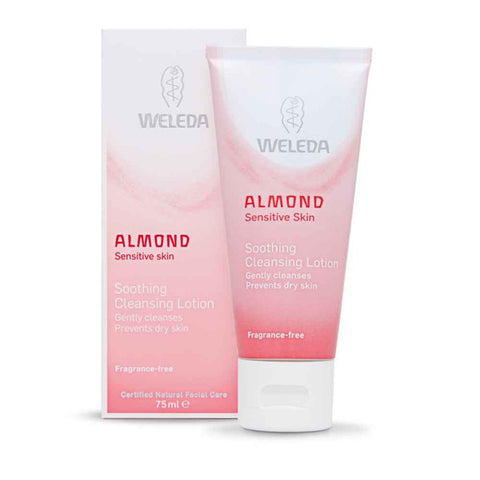 WELEDA - Almond Soothing Cleansing Lotion