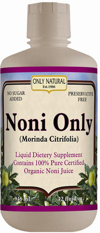 Only Natural Organic Noni Only