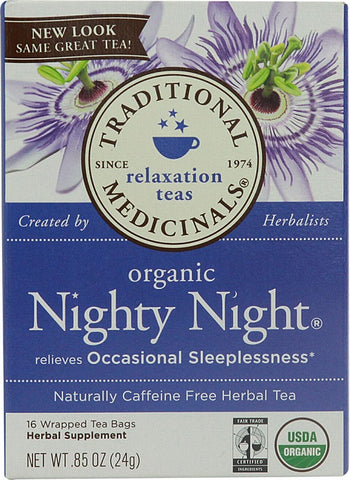 Traditional Medicinal Organic Nighty Night