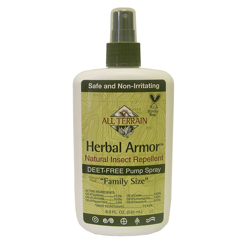 ALL TERRAIN - Herbal Armor Natural Insect Repellent Spray