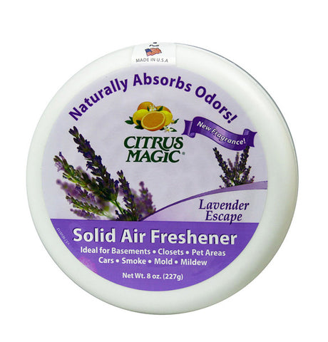 CITRUS MAGIC - Solid Odor Absorber-Lavender Escape Shelf Tray