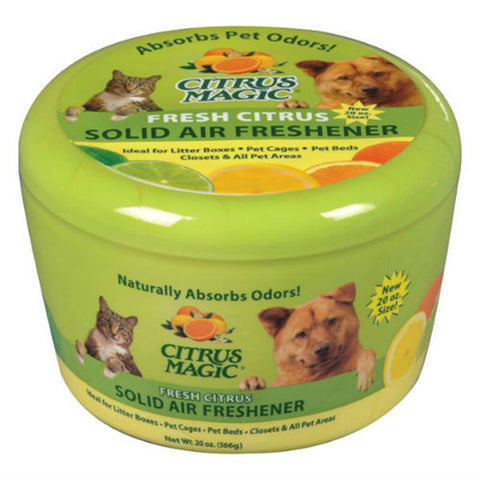 CITRUS MAGIC - Pet Solid Odor Absorber