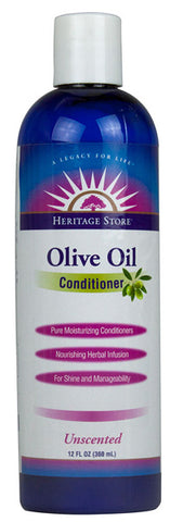 Heritage Products Olive Oil Conditioner Unscented